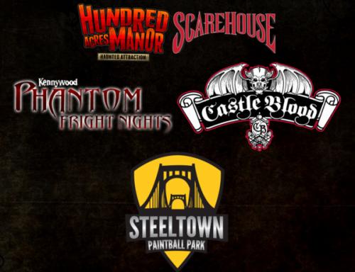 legendary haunt tour 2016 locations