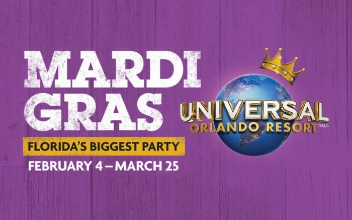 NE-YO Performs at Universal Orlando's Mardi Gras Celebration This Saturday