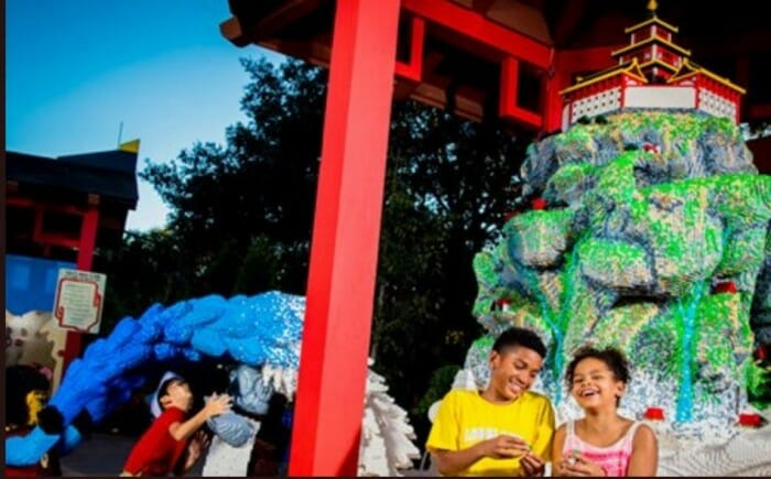 Become The Ninja In Ninjago World At LEGOLAND Florida Resort