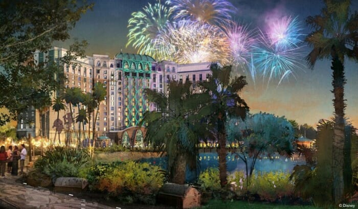 Walt Disney World Announces Expansion at Coronado Springs And Caribbean Beach Resorts