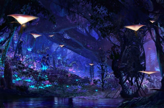 disney avatar bio luminescent