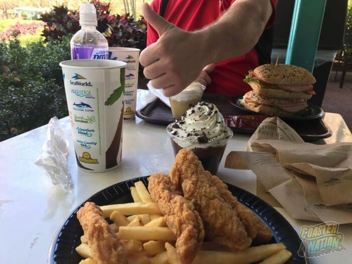 seaworld dining plan 1