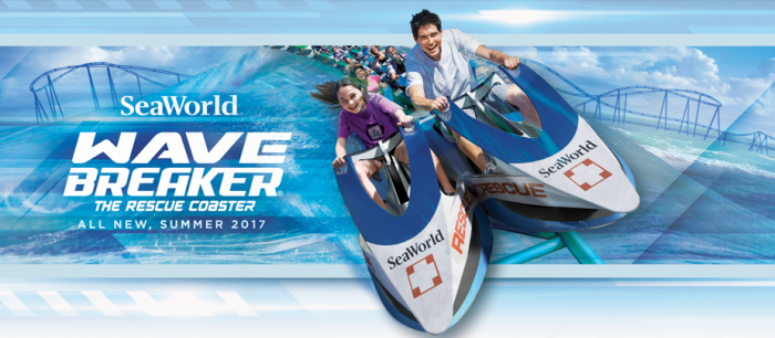 seaworld wave breaker rescue coaster header