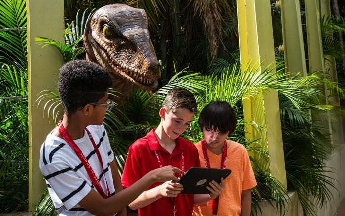 New Universal Youth Program Turns Theme Parks into Interactive Learning Experiences
