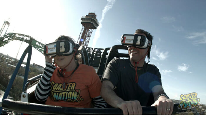 augmented reality coaster nation logo sfot