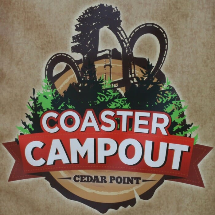 Cedar Point's Coaster Campout 2017 Details