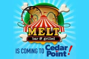 Melt Bar And Grilled To Open At Cedar Point This May
