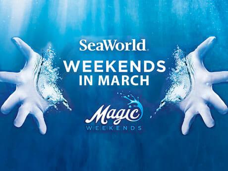 seaworldmagicweekends