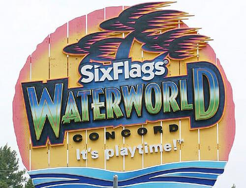 six flags waterworld