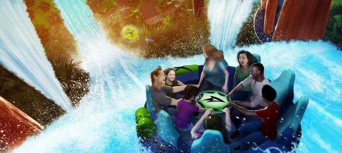 SeaWorld Infinity Falls 2