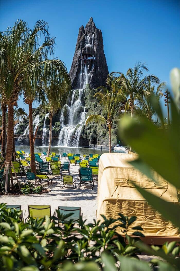 Tapu Tapu At Volcano Bay Redefines The Theme Park