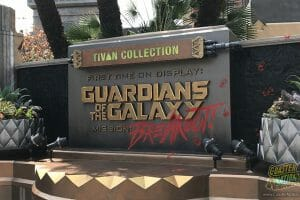A Look Inside Guardians of the Galaxy Ride – Disneyland