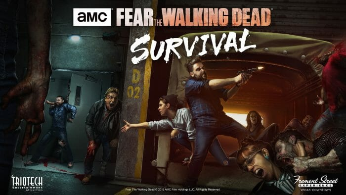 Triotech Releases Images Of New Fear The Walking Dead Attraction