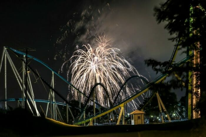 Celebrate America At Carowinds