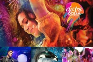 SeaWorld Dazzles With Electric Ocean Celebration – Now Extended!