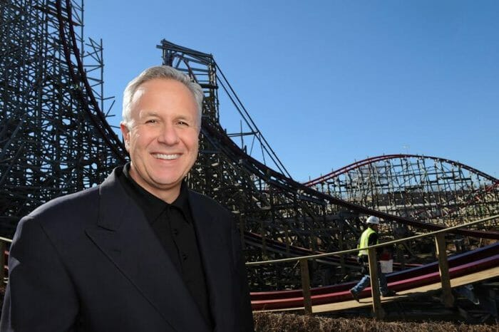 Jim Reid-Anderson Named Chairman, President, and CEO of Six Flags