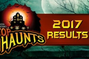 Top 31 Haunted Attractions 2017