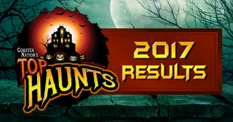 Top 31 Haunted Attractions 2017 – Coaster Nation