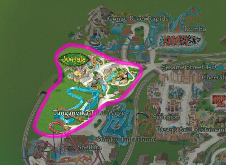 Busch Gardens Tampa Closes Jungala – Coaster Nation