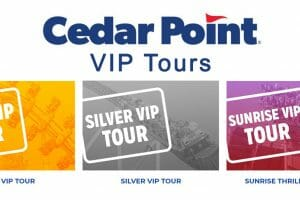 VIP Tour Packages Now Available At Cedar Point