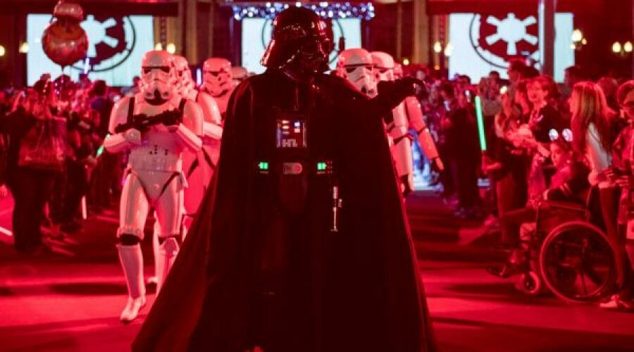One Night Only Star Wars Galactic Nights Event At Disney's Hollywood Studios