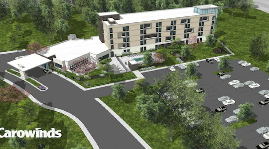 Carowinds Building New Hotel And New Attraction in 2019