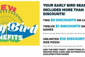 Kentucky Kingdom Extends Season Pass Sale Due To Site Going Down