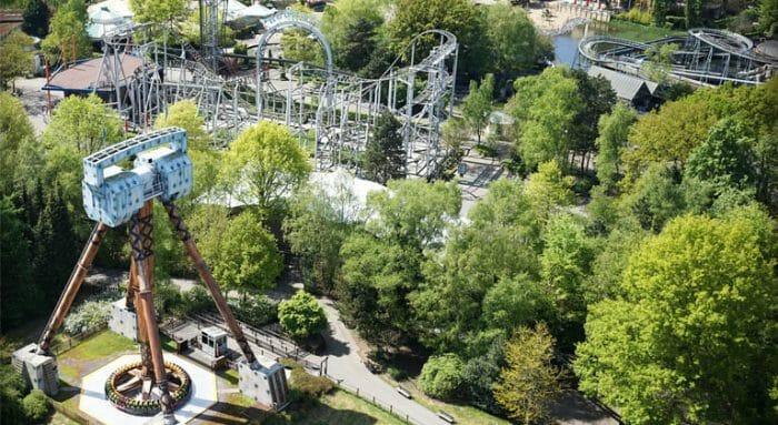 Bobbejaanland Launching New Roller Coaster in 2019