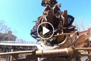 Video: Dynamics of Time Traveler Explained – Silver Dollar City