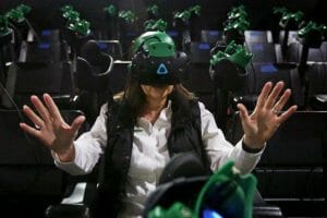 Busch Gardens Williamsburg Introduces New Virtual Reality Ride