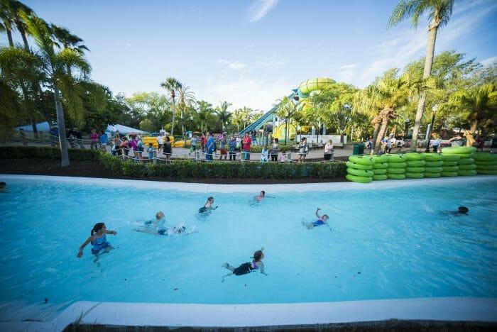 The 2018 Tampa Bay Kids Triathlon Returns To Adventure Island Coaster Nation