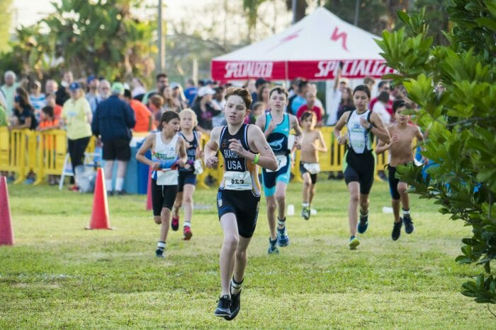The 2018 Tampa Bay Kids Triathlon Returns to Adventure Island!