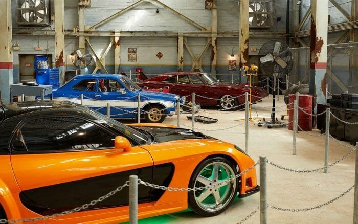 Sneak Peek Inside New Fast & Furious Supercharged Ride At Universal Orlando