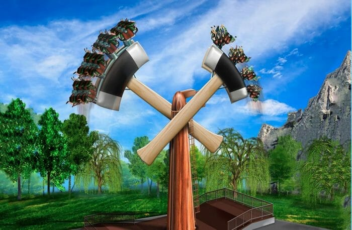 2 New Rides Coming To Canada's Wonderland in 2018