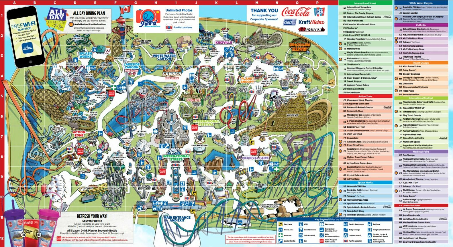 2 New Rides Coming To Canada S Wonderland In 2018 Coaster Nation