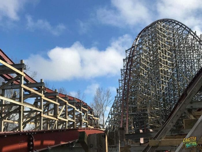 Cedar Point Debuts New Steel Vengeance Roller Coaster