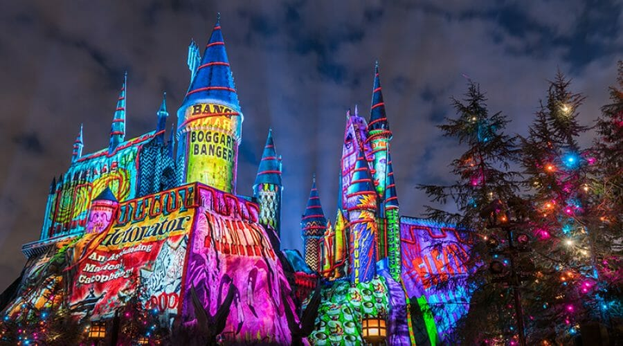 Universal Orlando Releases Holiday Festivities and Exclusive Hotel Rates
