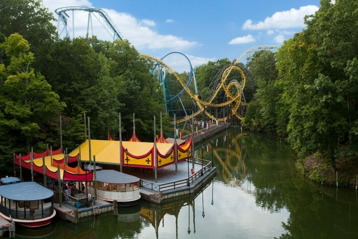 Enhanced Membership Program Rolled Out At Busch Gardens Williamsburg and Water Country USA