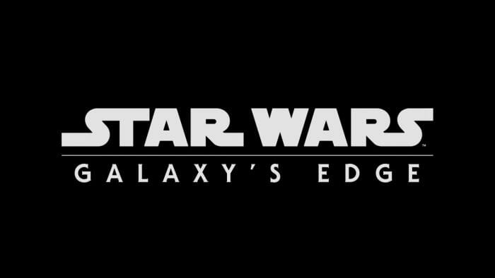 Disney Reveals Opening For Star Wars: Galaxy's Edge