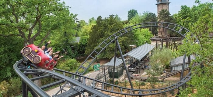 Jardin D Acclimatation Adding New Gerstlauer Coaster And More