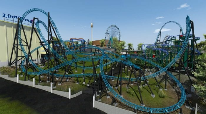 Linnanmäki Announces Taiga – Intamin Launch Coaster For 2019