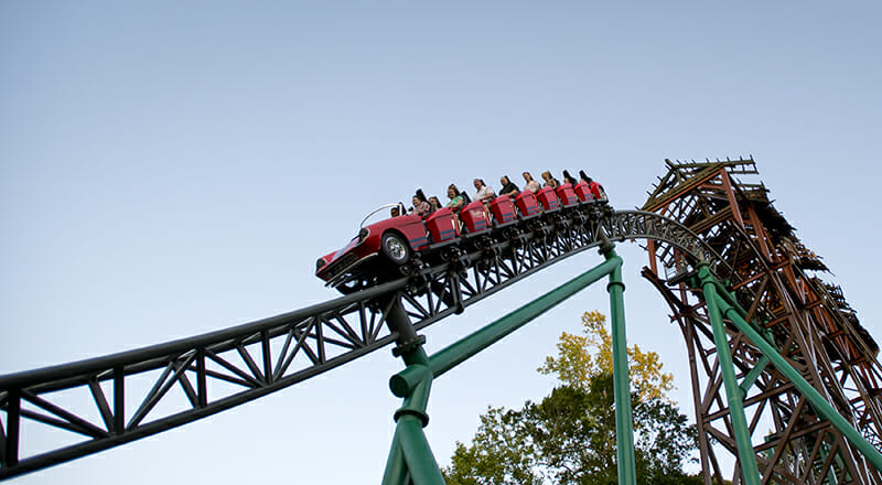 Free Admission For First Responders At Busch Gardens Williamsburg In May Coaster Nation