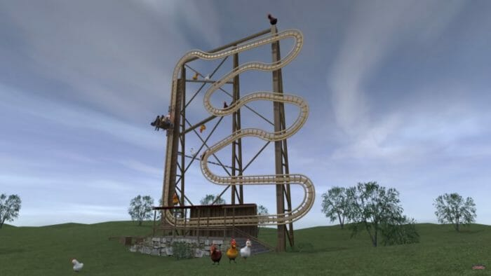 Schwaben Park To Debut Unique Roller Coaster