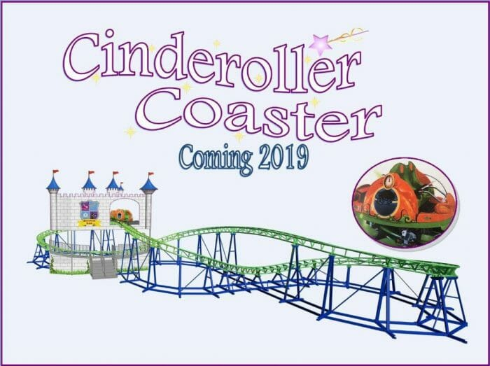 Storybook Land to Add New Spinning Coaster