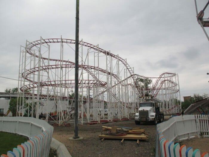 Denver's Lakeside Park To Debut New Roller Coaster