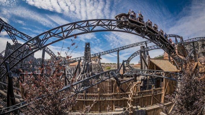 Parc Astérix to Build Intamin LSM Launch Coaster