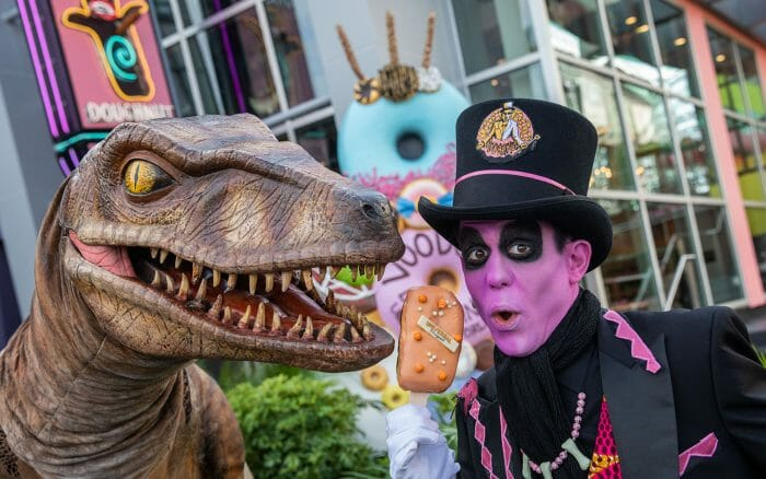 Voodoo Doughnut Unveils New Exclusive Flavor at Universal Orlando