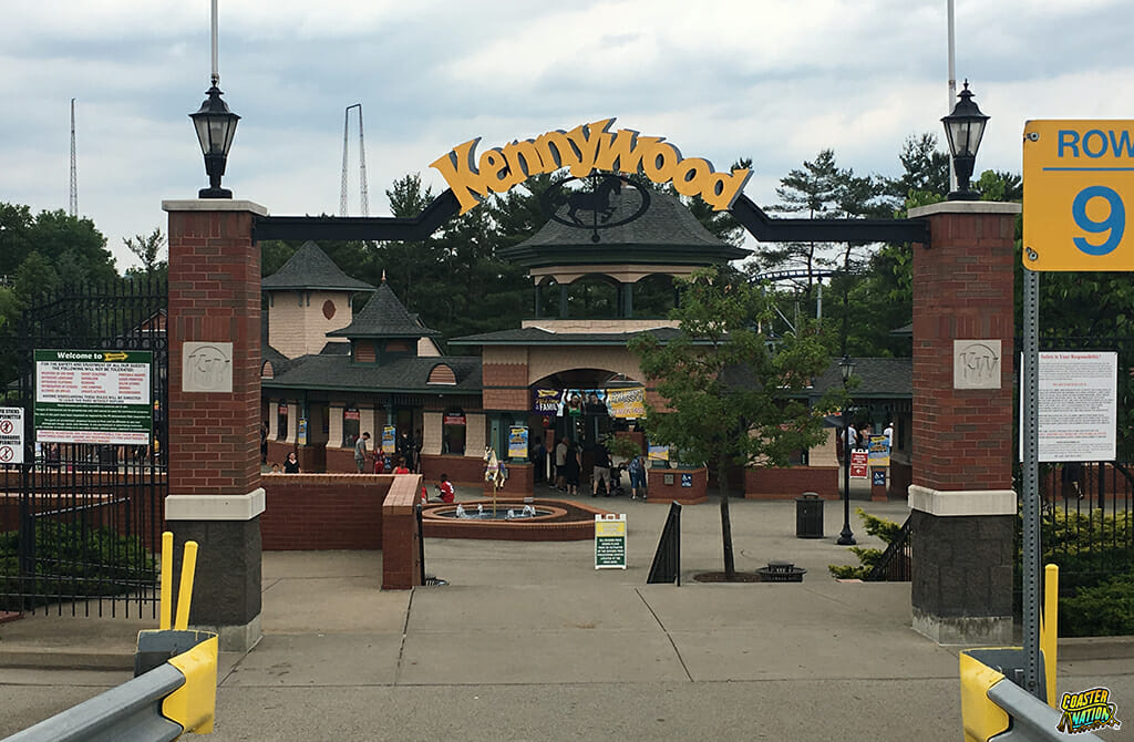 Kennywood Teases New Attraction While Construction Is Happening ...