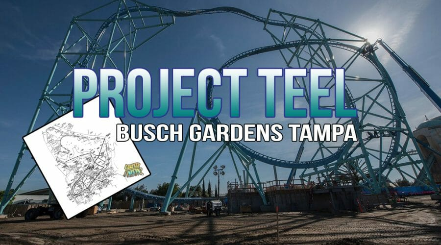 Project Teel Documents Reveal New Coaster Coming To Busch Gardens Tampa