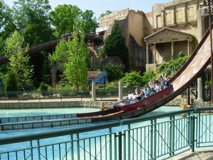 Escape From Pompeii Closed Indefinitely Following Fire At Busch Gardens Williamsburg